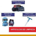 ARTICULOS DE LIMPIEZA Y PULIDO
